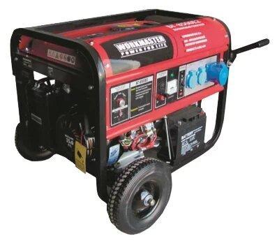Бензиновый генератор БГ-8500E2 Workmaster, шт все цены