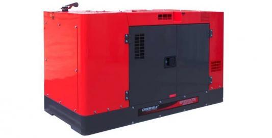 Дизельный генератор GF 500 STW 3, шт