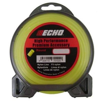 ECHO Корд трим. Round Line 2,4мм* 15м (круглый) C2070101 Корды, шт ковролин ideal echo 166 5м