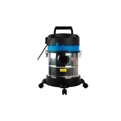 Пылесос Workmaster ПС-1500/25Р сухая уборка серебристый чёрный синий
