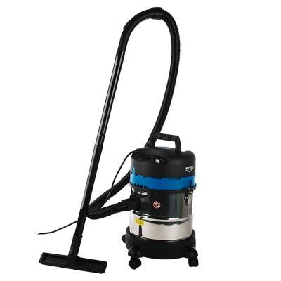 Пылесос Workmaster ПС-1500/30Р сухая уборка чёрный серебристый