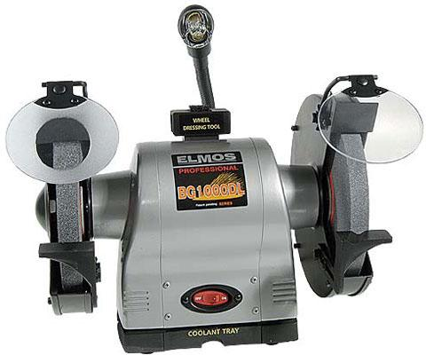 Станок заточный Elmos BG1000DL 250 мм