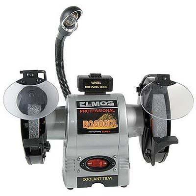 все цены на Станок заточный Elmos BG 600DL 150 мм онлайн