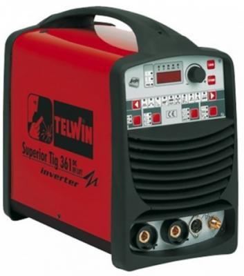 TELWIN SUPERIOR TIG361 DC HF/LIFT400V Аппарат свар, шт telwin nevaboost 100