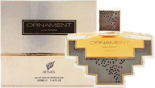 все цены на Парфюмерная вода женская Afnan Ornament pour femme 100 мл 216367