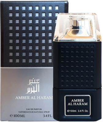 Парфюмерная вода унисекс Al Attar Amber Al Haram 100 мл 216233 для глаз pupa vamp palette 003 цвет 003 absolute nude variant hex name d2a19d вес 10 00