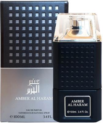 Парфюмерная вода унисекс Al Attar Amber Al Haram 100 мл 216233 sa al