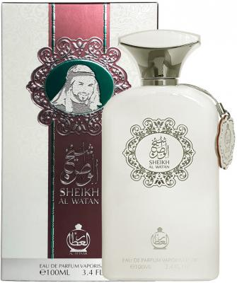 Парфюмерная вода унисекс Al Attar Sheikh Al Watan White 100 мл 216237 sa al
