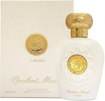 Парфюмерная вода женская Lattafa Opulent Musk 100 мл 216752 sexy life musk