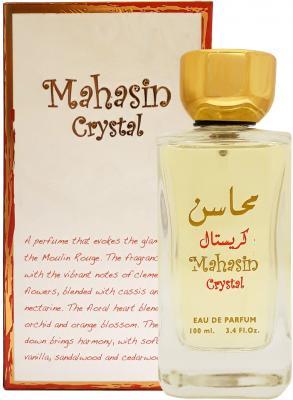 Парфюмерная вода женская Lattafa Mahasin Crystal 100 мл 216765 цена 2017