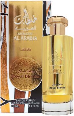 Парфюмерная вода женская Lattafa Khaltaat Al Arabia Royal Blends 100 мл 216769 цена 2017