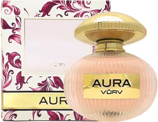 Парфюмерная вода женская Vurv Aura (gold) 100 мл 216783 apple parfums парфюмерная вода женская gold prime 55 мл