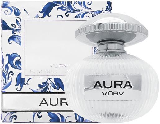 Парфюмерная вода женская Vurv Aura (silver) 100 мл 216784 цена 2017