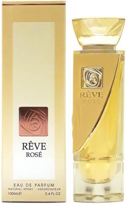 Парфюмерная вода женская Vurv Reve Rose 100 мл 216786 цена 2017