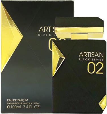 Парфюмерная вода женская Vurv Artisan Black Series 02 100 мл 216791 цена 2017