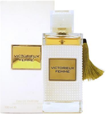 Парфюмерная вода женская Vurv Victorieux Femme 100 мл 216793 цена 2017