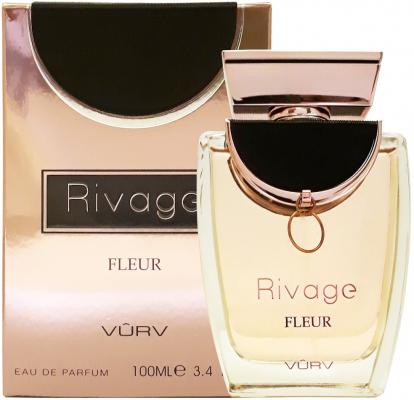 Парфюмерная вода женская Vurv Rivage Fleur 100 мл 216795 парфюмерная вода evody fleur d oranger объем 100 мл