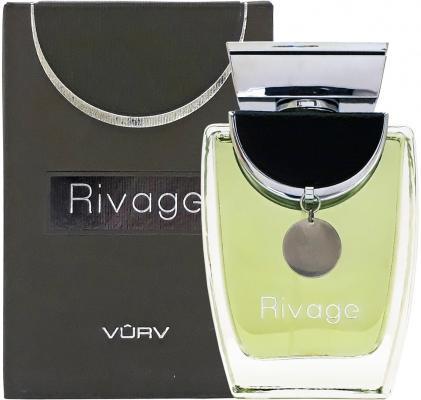 Парфюмерная вода мужская Vurv Rivage Noir 100 мл 216796