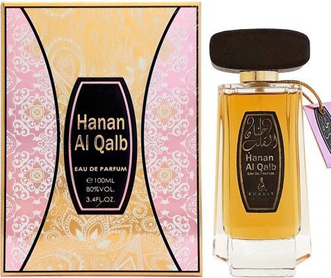 Парфюмерная вода унисекс Khalis Hanan Al Qalb 100 мл KH215652
