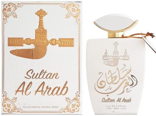 Парфюмерная вода унисекс Khalis Sultan Al Arab 100 мл KH215666 khalis sultan туалетная вода 30 мл