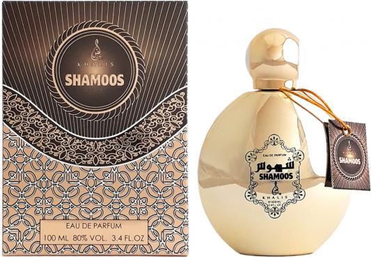 Парфюмерная вода унисекс Khalis Shamoos 100 мл KH215674