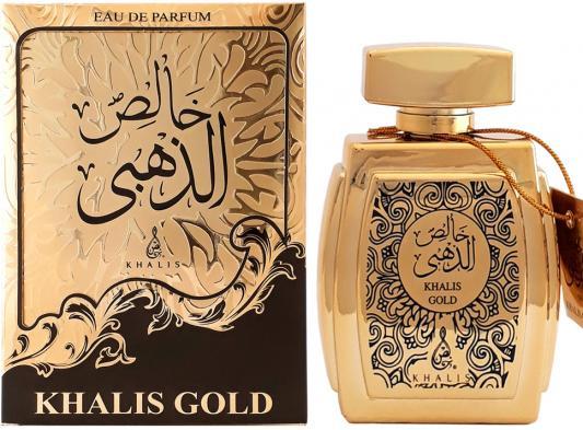 Парфюмерная вода унисекс Khalis Gold 100 мл KH215685