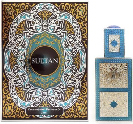 Масло парфюмерное унисекс Khalis Sultan 25 мл KH215691 khalis sultan туалетная вода 30 мл