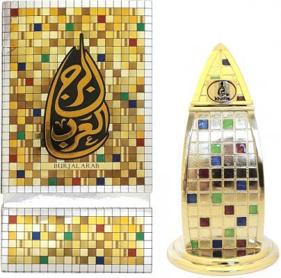 Масло парфюмерное унисекс Khalis Burj Al Arab 12 мл KH215712 стоимость