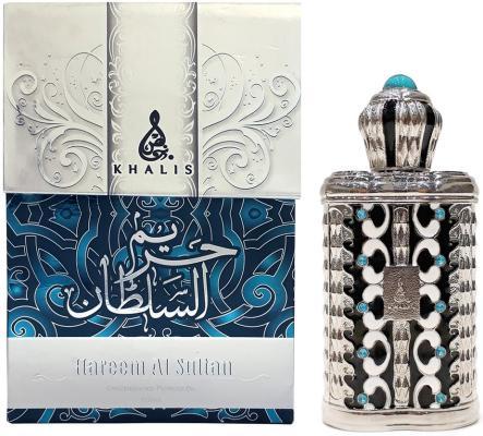 Масло парфюмерное унисекс Khalis Hareem Al Sultan 20 мл KH215717 khalis sultan туалетная вода 30 мл