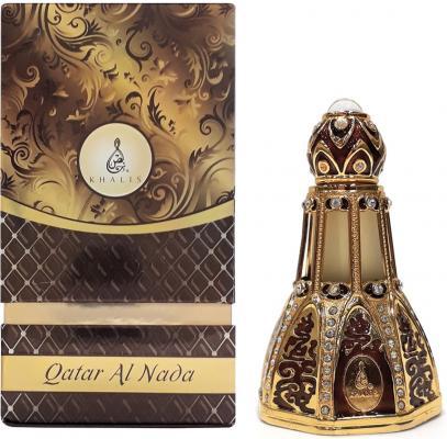 Масло парфюмерное унисекс Khalis Qatar Al Nada 20 мл KH215724 frances gillespie zawahef qatar reptiles and amphibians of qatar