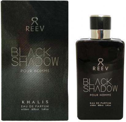 Парфюмерная вода мужская Khalis Black Shadow Pour Homme 100 мл KH215780 khalis reev black shadow pour homme парфюмерная вода мужская 100 мл