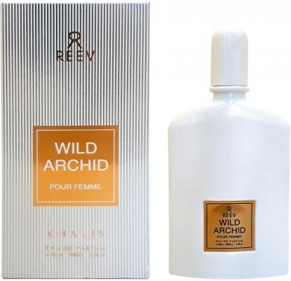 Парфюмерная вода женская Khalis Wild Archid Pour Femme 100 мл KH215789