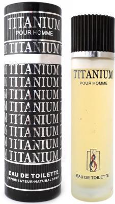 Туалетная вода мужская Khalis Titanium Pour Homme 100 мл KH215791 khalis sandal туалетная вода 30 мл