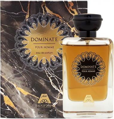 цена на Парфюмерная вода мужская Anfar Dominate Pour Homme 100 мл ОА2653