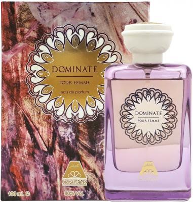 цена на Парфюмерная вода женская Anfar Dominate Pour Femme 100 мл ОА2652