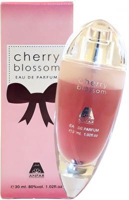 Парфюмерная вода унисекс Anfar Cherry Blossom 30 мл ОА2422 велосипед nirve cherry blossom 7sp 2015