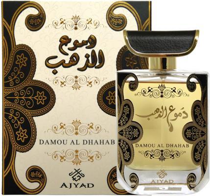 Парфюмерная вода унисекс Ajyad Damou Al Dhahab 100 мл ОА2511