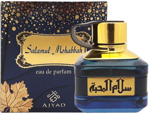 Парфюмерная вода унисекс Ajyad Salamul Mohabbah 100 мл ОА2467 giftman бергамот 10 мл 100