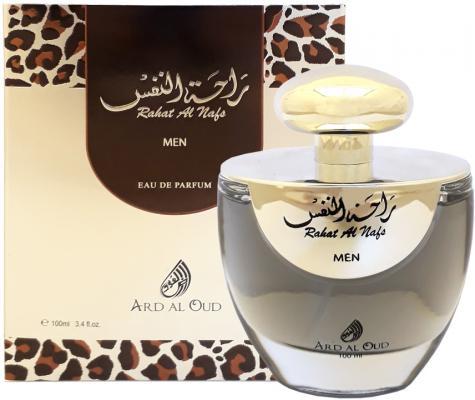 Парфюмерная вода мужская Ard Al Oud Rahat Al Nafs Men 100 мл ОА2590 sa al