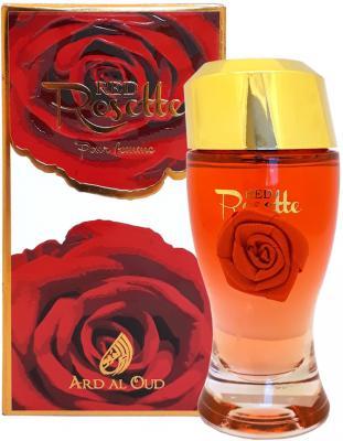 Парфюмерная вода женская Ard Al Oud Red Rosette Pour Femme 100 мл ОА2597 цена 2017