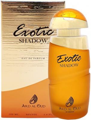 Парфюмерная вода унисекс Ard Al Oud Exotic Shadow 100 мл ОА2599 парфюм вода exotic fantasy natural instinct парфюм вода exotic fantasy
