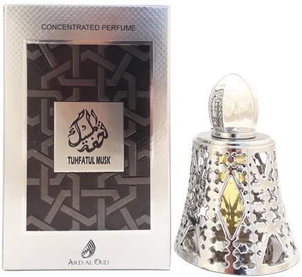 Концентрированные духи унисекс Ard Al Oud Tohfatul Musk Cpo 8 мл ОА2617 wild musk духи 2 женские 10 мл