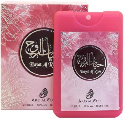 Парфюмерная вода унисекс Ard Al Oud Hayat Al Rooh 20 мл ОА2661 sa al