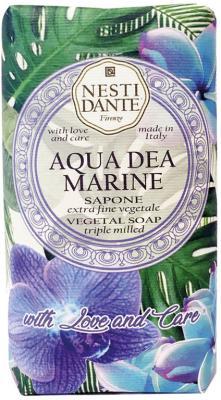 Мыло твердое Nesti Dante Aqua Dea Marine / Морская Богиня 250 гр 1354106 набор мыла nesti dante набор мыла
