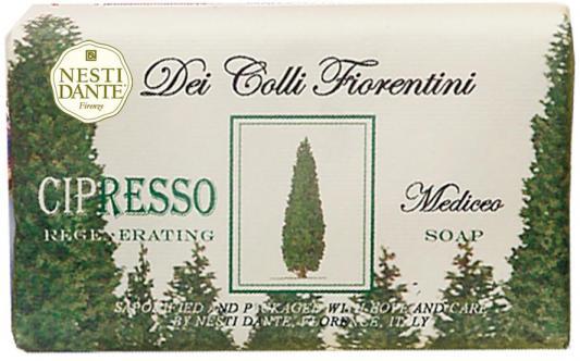 Мыло твердое Nesti Dante Regenerating Cypress tree / Восстанавливающий кипарис 250 гр 1755106 мыло кипарис 250г nesti dante мыло кипарис 250г