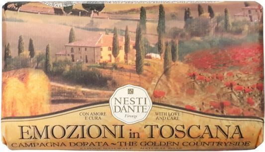 Мыло твердое Nesti Dante The Golden countryside / Золотая осень 250 гр 1761106 nesti dante мыло золотая осень 250 гр