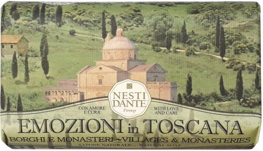 Мыло твердое Nesti Dante Villages & Monasteries / Монастыри и Предместья 250 гр 1765106 мыло твердое nesti dante villages