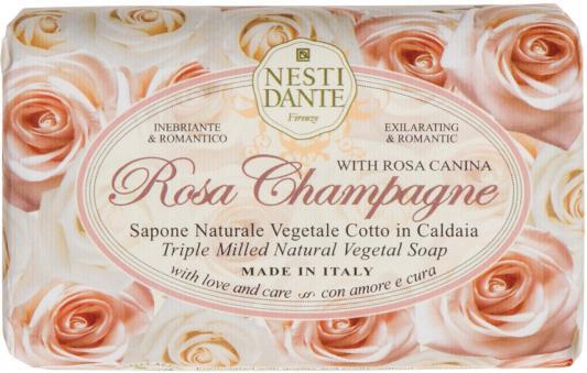 Мыло твердое Nesti Dante Rosa Campagna / Роза из Кампаньи 150 гр 1323106