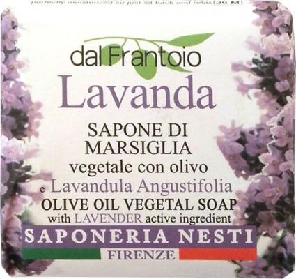 Мыло твердое Nesti Dante Lavanda / Лаванда 100 гр 1964112 nesti dante мыло lavanda rosa del chianti 150 г