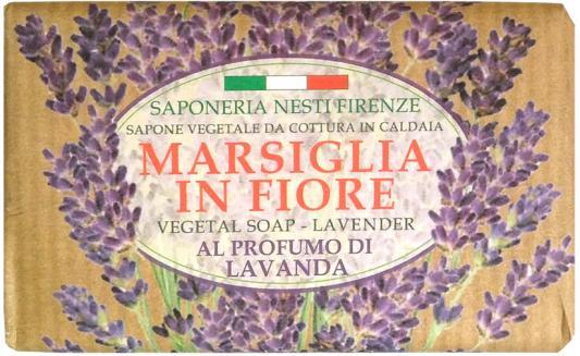 Мыло твердое Nesti Dante Lavender & Juniper / Лаванда 125 гр nesti dante мыло золотая осень 250 гр